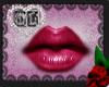 Pink Strong Lip Glos Mes