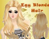 Egy Blonde Hair