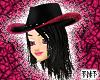 Punkette Cowgirl Hat v2