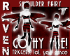 GOTHY SHOULDER FAIRY!