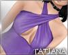 lTl Twisted Top Violet