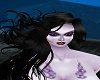 Witch of Sea Hair Anim.