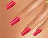 (AF) Fucsia Nails