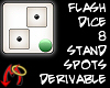 [m] Flash Dice 8 People