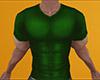 Green Muscled Shirt (M)