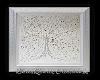 Frame silver tree 5