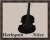 The Harlequin Bass