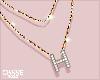 [Req] H necklace