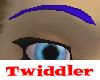 Tricky Eyebrows Sapphire