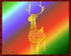 Christmas deer deco
