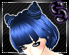 S. Demond Hair Blue