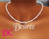 (DC)Desiree Necklace