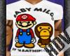 |DV|BAPE MILO&MARIO