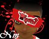 red swagga headban