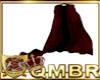 QMBR Cloak Blk&Red