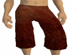 Dark Brown Short Pants
