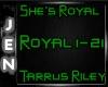 *J* Shes Royal
