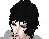 Black Spikey Hair
