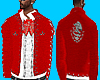 Mariachi  Red Jacket