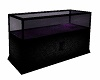 black glass coffin
