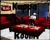 Kappa Dorm Room