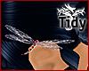 [T] Dragonfly Earring RR