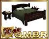 QMBR Bed Traveler Grn Db