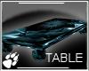 WS ~ Tealz Floor Table