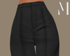 Black Classy Pants | XL
