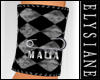 {E} Custom MALIA Cuff M