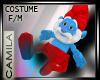 ! Papa Smurf Avatar F/M