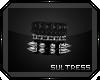 :S: L Spiked Bracelet