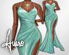 Evening Gown ~ Green 1