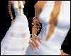 ! Long dresse White !