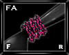 (FA)WristChainsOLFR Pink