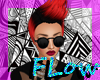 ~FLoW~ Sassy (Red Ombre)