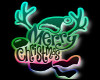 Merry Christmas Neon