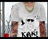 Pray For Karl x Tee 560$