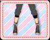 [N] Black Pants