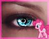 Pinkie Pie Equestra Eyes