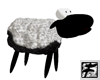 ~F~ Blk N White Sheepy