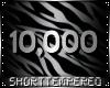 ST: 10K Support Sticker