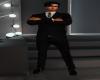 Full Black Dressy Suit
