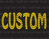 Custom match hoodie