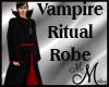 MM~ Vampire Ritual Robe