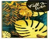 [SGL]Turtle Leaf Canvas