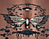 Butterfly Belly Tat