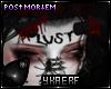 Demon Horns/Spiders F