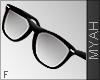 & Black Design Sunglass