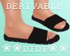 !D! DRV Slide Sandals